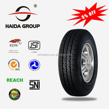 HAIDA car pcr tyre mini car tire 145R12C