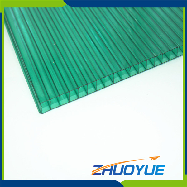 Ningbo Zhuoyue 100% material polycarbonate sheet protective film