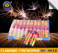 Magic Colour Thunder Flower salty crackers snack