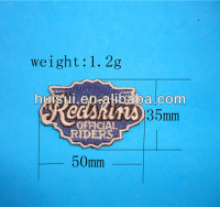 High quality jeans embroidery patch