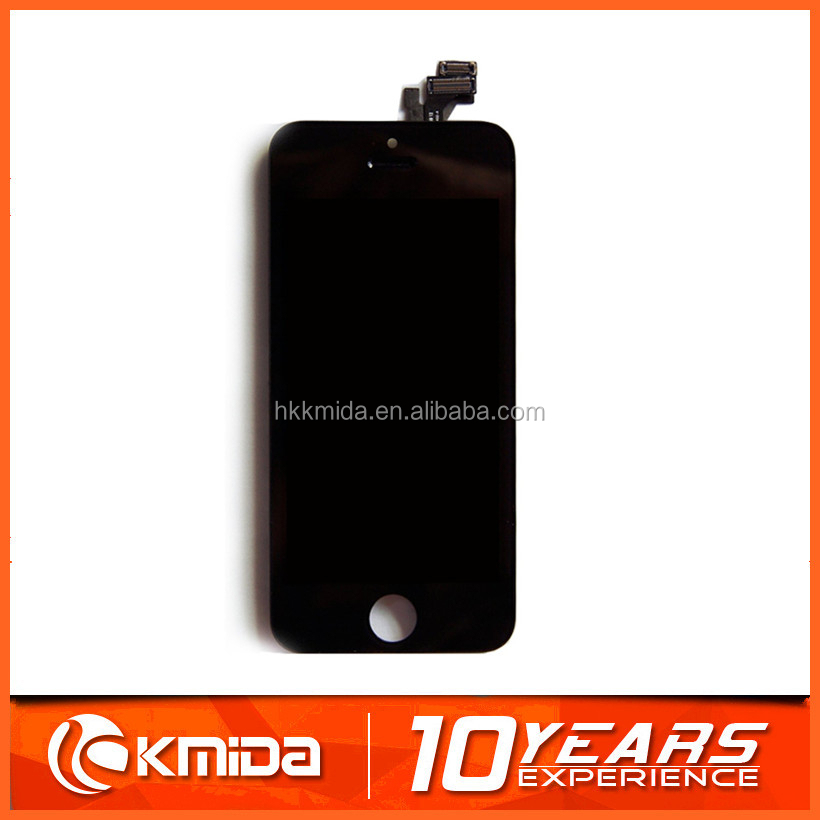 Full LCD Display Digitizer Touch Screen Assembly for iphone 5, For iphone 5g Display LCD, For iphone 5g LCD Assembly
