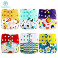 HappyFlute OS baby cloth diaper reusable baby diapers factory in china waterproof baby cloth
