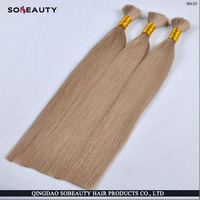 Factory Price Wholesale Good Feedback Tangle Free Shedding Free High Quality Hot Selling indian bulk straight human natural hair