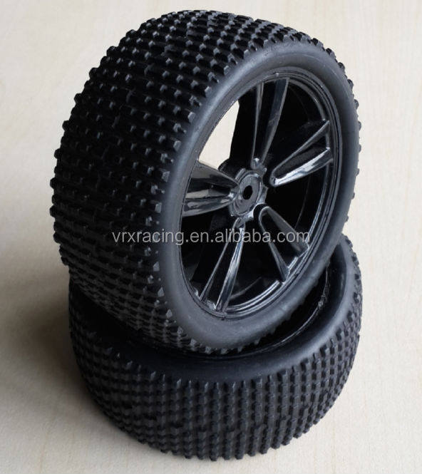 1/10th Rear Tyre & Inner Foams