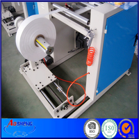 Paper Rolling Machine for pre-taped masking paper