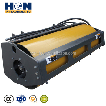 HCN 0205 drum Road Vibratory Roller attachment for Bobcat
