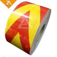 Arrow Road Sign Laser Reflective Tape For Marking