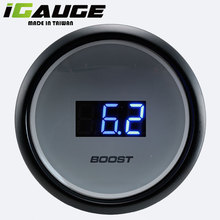 52MM Digital Boost Gauge For Automotive