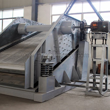 Industrial Compost circular vibrating screen equipments
