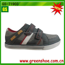 Latest Stylish Children Shoes Boys Buckle Strap Shoes Pretty Brand Shoes