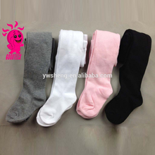 2017 Children pants kids leggings plain color low price 100% cotton baby girls leggings