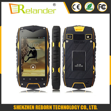 MTK6572 dual Core IPS rugged Smartphone IP68 Waterproof phone GPS Shockproof Android