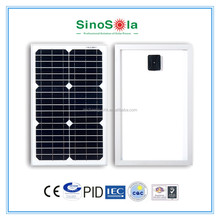 Customized 2W/2.5W/3W/3.5W/4W Small Solar PV Module With High Efficiency Mono/Poly-Crystalline Silicon Cells