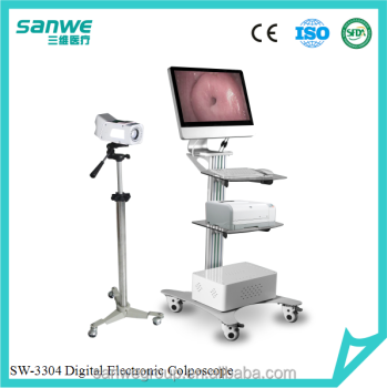 Hospital Digital Colposcope Imaging-forming System/Gynecology Colposcope / Digital Video Colposcope