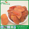 Organic Asian snacks healthy dried fruits persimmons