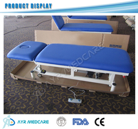 Electric Hospital Massage Bed