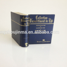 Factory direct sale fashional book shaped can for candy