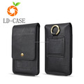 Universal Multifunction Genuine Leather Phone Cover Bag For Iphone X Case