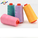 Price 40/2 Cone 100% Spun Polyester Sewing Thread Wholesale