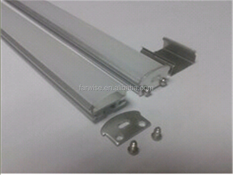 Jewelery lighting housing for LED display