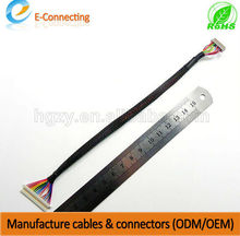 High Quality Cheap lvds cable with attached mini usb connector