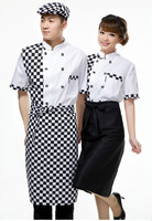 Oriental Style Hotel Restaurant Waiter And Waitress Uniform Made In China