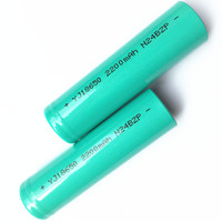 cheap wholesale cylindrical rechargeable 1800mah 2200mah 3.7v 18650 li ion battery