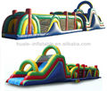 Big no cones inflatable obstacles game