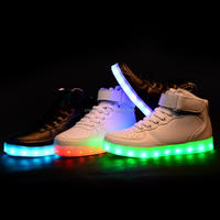 men scarpe led 4 wheel retractable roller skate shoes
