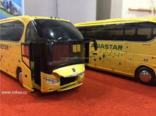 12m new design luxury coach bus