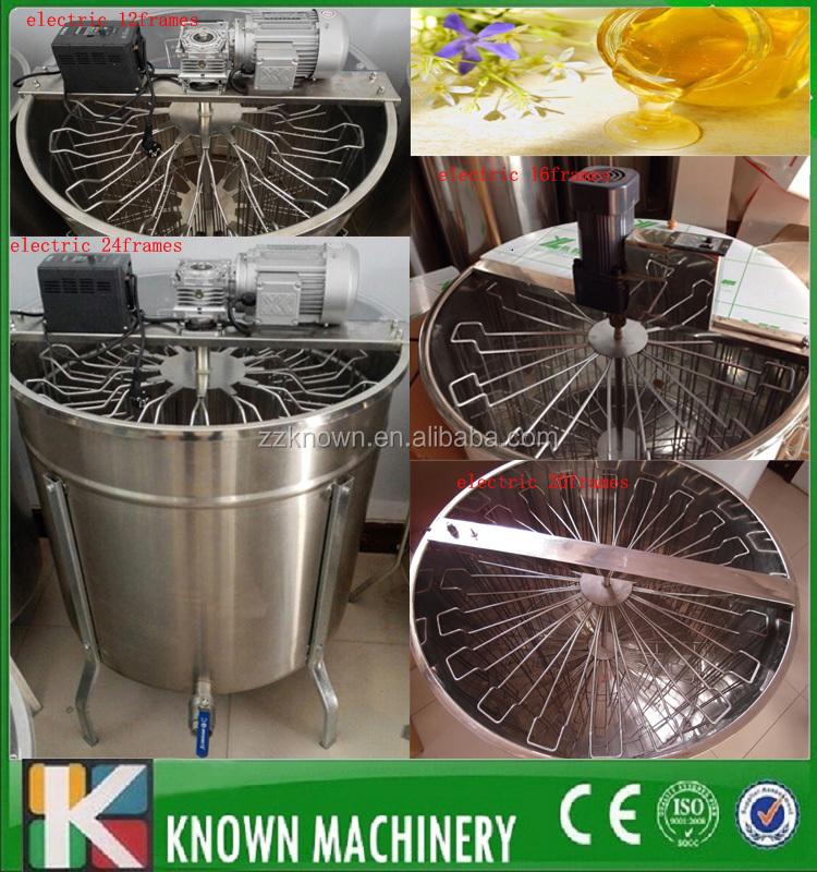 wax extractor machine