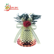 China Manufacturer Sale Christmas Tree Hanging, Indoor/Outdoor/Wedding Decor, Decorative Plastic Jingle Bell