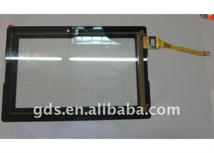 Cell Phone Touch Digitizer Screen Repair Part For Playbook Touch Screen