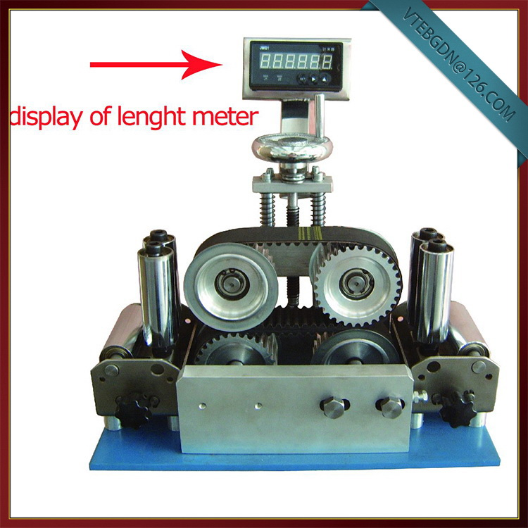 Cable Wire Measuring Device : Encoder digital display pmj lm wire and cable length