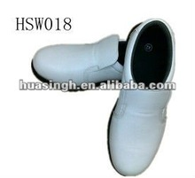 pull on SRC lightweight steel toe hospital nursing working leather shoes