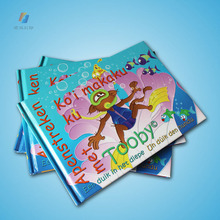 High quality custom color pictures funny book children story book printing