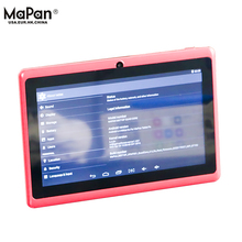 Mid android tablet pc a13 camera 512mb 4gb wifi external 3g MaPan