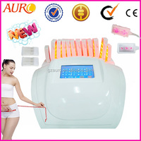 AU-65B Diode Lipo 635nm-650nm laser reducing fat body contouring equipment