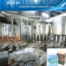 The factory direct sales Automatic bottle water filling packing machine