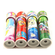 QS brand Wholesale high quality custom sensory products paper mini kaleidoscope