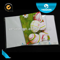 Good performance high resolution waterproof quick dry semi glossy paper from China manufacturer