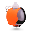 China Supplier Safety Portable BPA Free Outdoor Hands-Free Sport Plastic Water Bottle 200ML For Runner