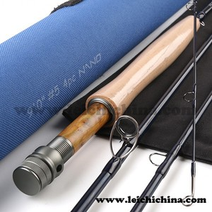 Smooth and precise casting 9ft IM12 NANO carbon fly rod