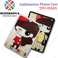 Soft Silicon Sublimation Phone Case for iPad Air | iPad 5