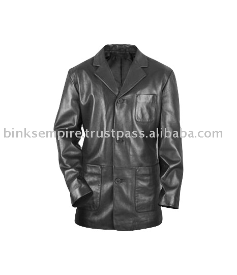 Leather Fashion Coats
