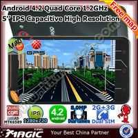 China android 4.2 quad core techno mobile phone with jelly bean