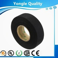 Yongle brand good quality of polyester non woven cloth auto wire harness tape