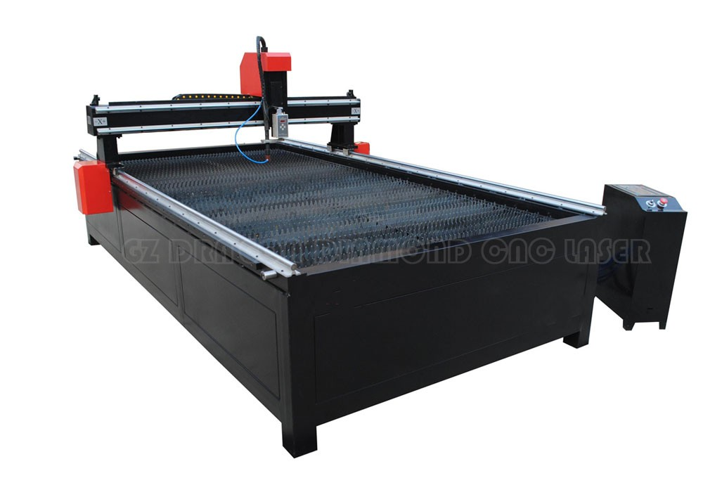 CNC plasma cutting machine/cnc router/metal plate cnc cutting machine LZ-M1330