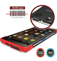 7inch Android 4G bluetooth and 2D barcode scanner tablet pc
