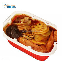 Wholesale Insulated Hot Food Delivery Box for Self-help Hot Pot